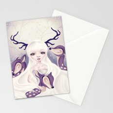 Deer: Protection Series Stationery Cards