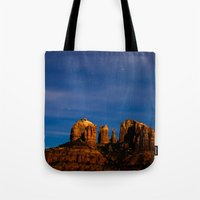 Sedona Past Midnight Tote Bag