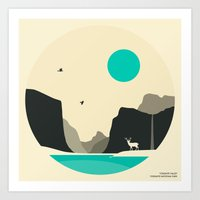 YOSEMITE VALLEY, YOSEMIT… Art Print