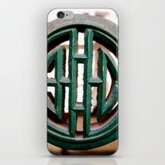 Ancient Seal iPhone & iPod Skin