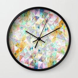Wall Clock - SIMPLY GEOMETRIC - EXITVS
