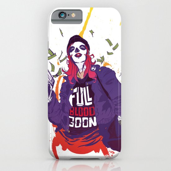 Guns N' Honey : Full Blood Goon x Cool iPhone & iPod Case