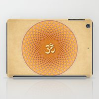 Lotus / Namaste  iPad Case