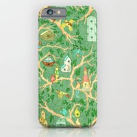 iPhone & iPod Case featuring Welcome to the Neighborhood by Anne Lambelet