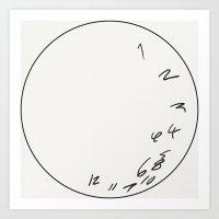Grahams Cuckoo Clock Art Print