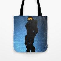Halo 4 - Sierra 117 Tote Bag
