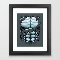 Russian Mutant Framed Art Print