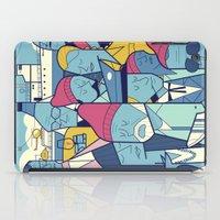 The Life Acquatic with Steve Zissou iPad Case