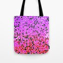 THINK LILAC CORAL Tote Bag