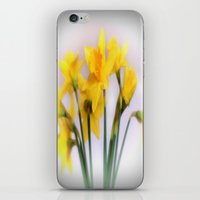 Lent Lilies iPhone & iPod Skin