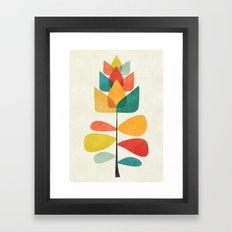 Spring Time Memory Framed Art Print