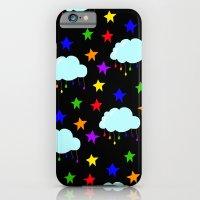 I wish it could rain colors iPhone 6 Slim Case