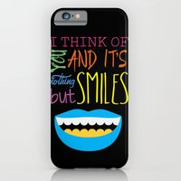 Smile iPhone 6 Slim Case