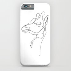 Giraffe Line iPhone 6 Slim Case