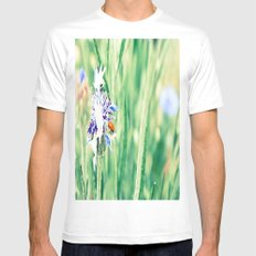 Spotless Mens Fitted Tee White SMALL