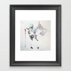 kuura the strange Framed Art Print