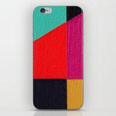 Red Triangle iPhone & iPod Skin