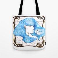 Make love in the Sea Tote Bag