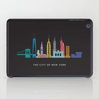 New York Skyline One WTC… iPad Case