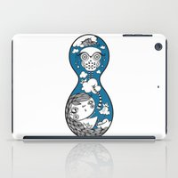 Polypop Owl iPad Case