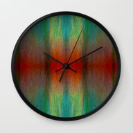 Cliffs Of Ecstacy Wall Clock