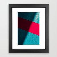 Earth & Sea Framed Art Print