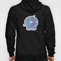 Angry Elefant Hoody