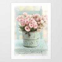 Roses For Everyone Art Print