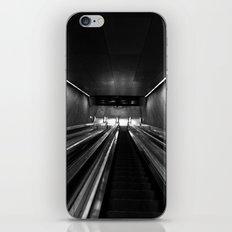 Subway Stairs iPhone & iPod Skin