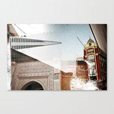 ArchitectureS Canvas Print
