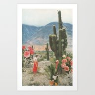 Art Print featuring Decor by Sarah Eisenlohr