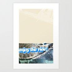 ROUGHKut#020916 Art Print