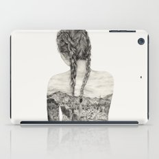 All That Is Left Is The Trace Of A Memory iPad Case