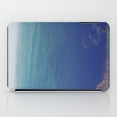 Sea green, ocean blue iPad Case