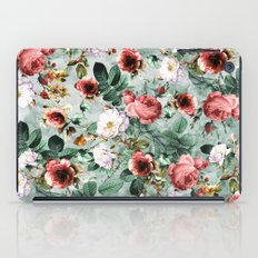Rpe Seamless Floral Pattern I iPad Case