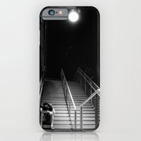 iPhone & iPod Case featuring ALONE by Arevik Martirosyan