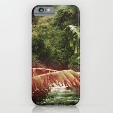 Let's Escape to Wilderness - Version II iPhone 6 Slim Case