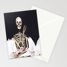 peace and death Stationery Cards