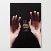 Scanner Adventures Canvas Print