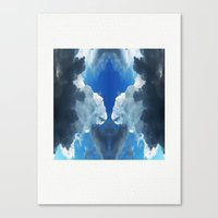 What Do You See #4 Canvas Print