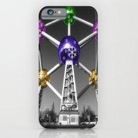 Xmas Atomium  iPhone 6 Slim Case