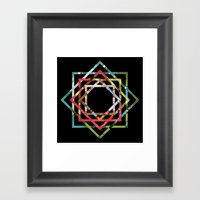 LSD. Framed Art Print