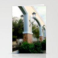 Plaza de Rincon Stationery Cards