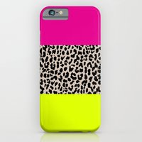 Leopard National Flag X iPhone 6 Slim Case
