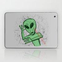Alien vs. Predator Laptop & iPad Skin
