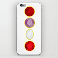 We Are The Crystal Gems iPhone & iPod Skin