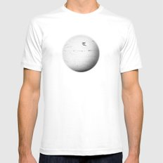 Element: Air White Mens Fitted Tee SMALL