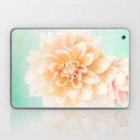 Flower Peachy Bloom Laptop & iPad Skin