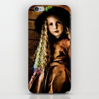 Vintage Doll iPhone & iPod Skin