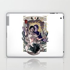 Designing Will Graham Laptop & iPad Skin